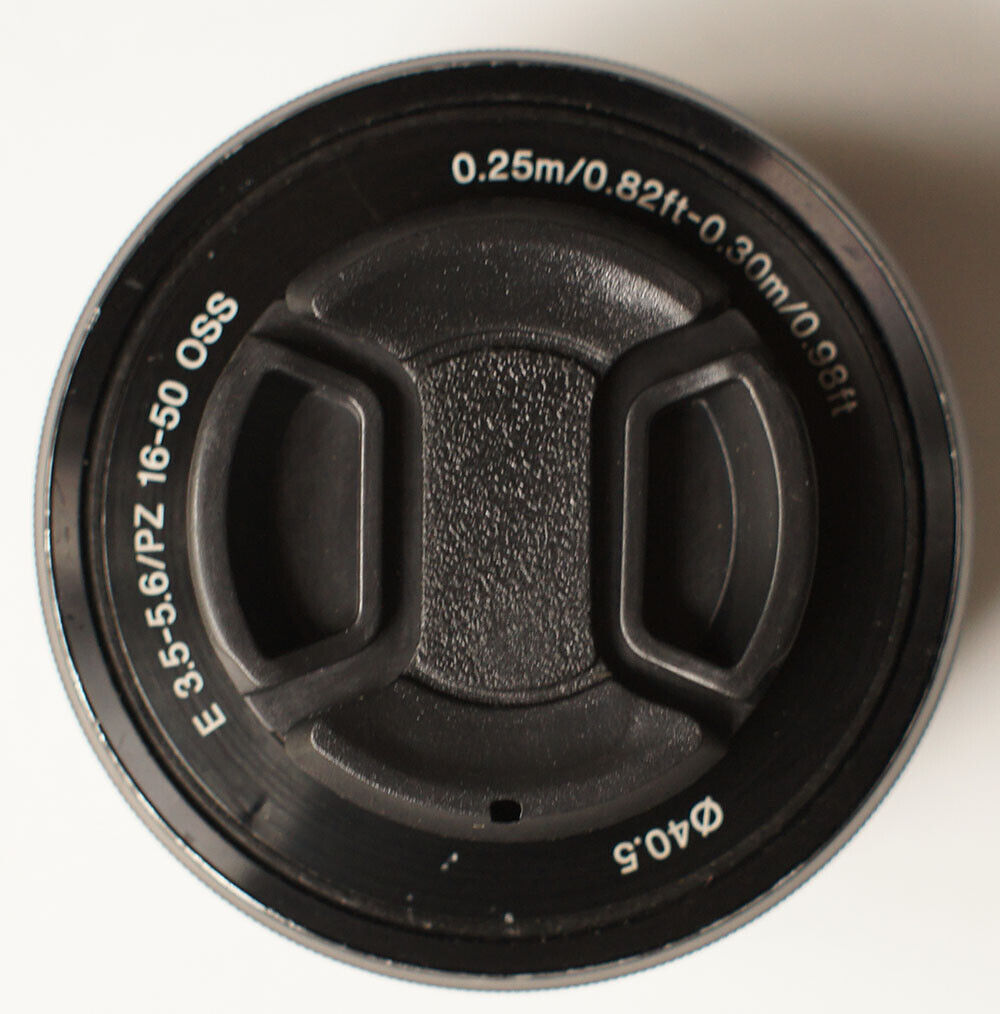 Sony E PZ 16-50mm f/3.5-5.6 OSS Lens SELP1650 for Sony E-Mount Camera