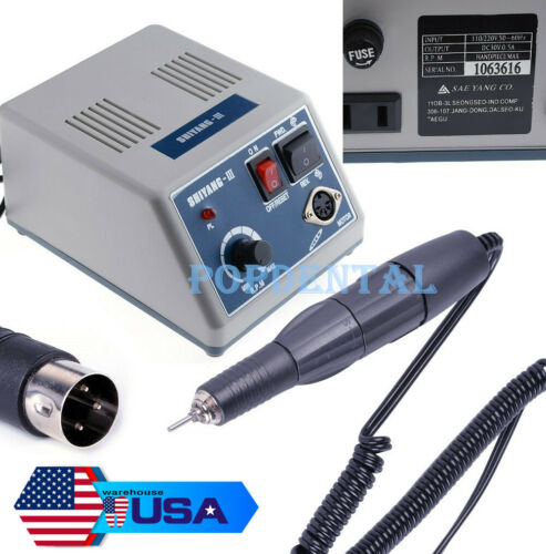 Dental Electric Micromotor Marathon Micro Motor+ Polishing Handpiece 35Krpm