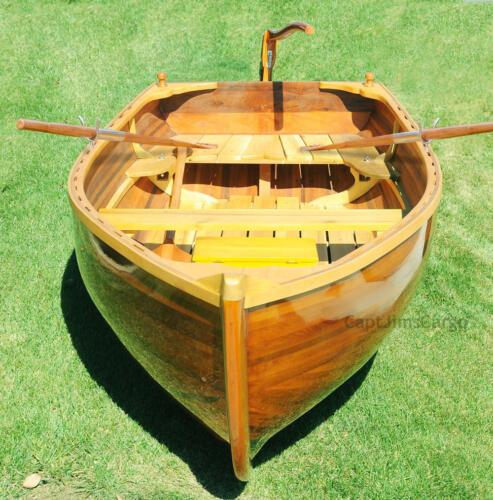 Cedar Rowboat Dingy 9.87