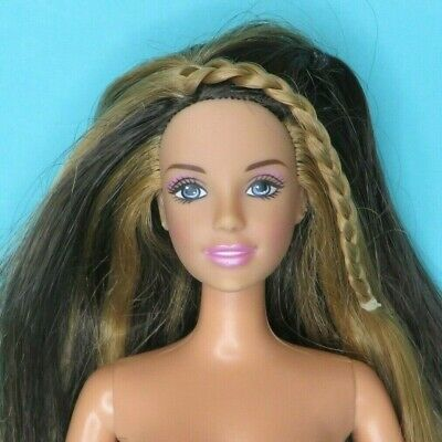 Barbie Mystery Squad Drew Generation Girl Tori Nude Poseable Doll For OOAK 2002