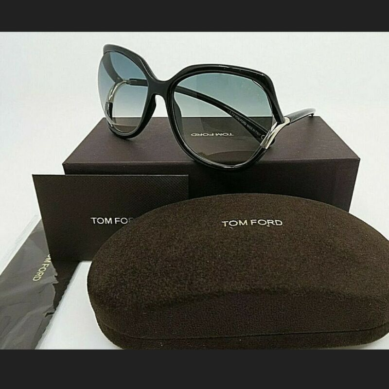 Tom Ford Anouk Black Sunglasses