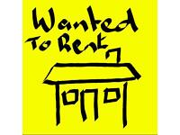 Wanted kent area 2 bedroom house or flat