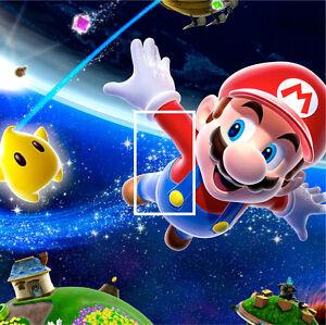 Super Mario Light Switch Vinyl Sticker Cover Skin