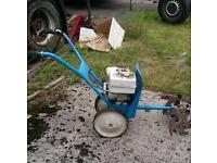 Landmaster rotavator