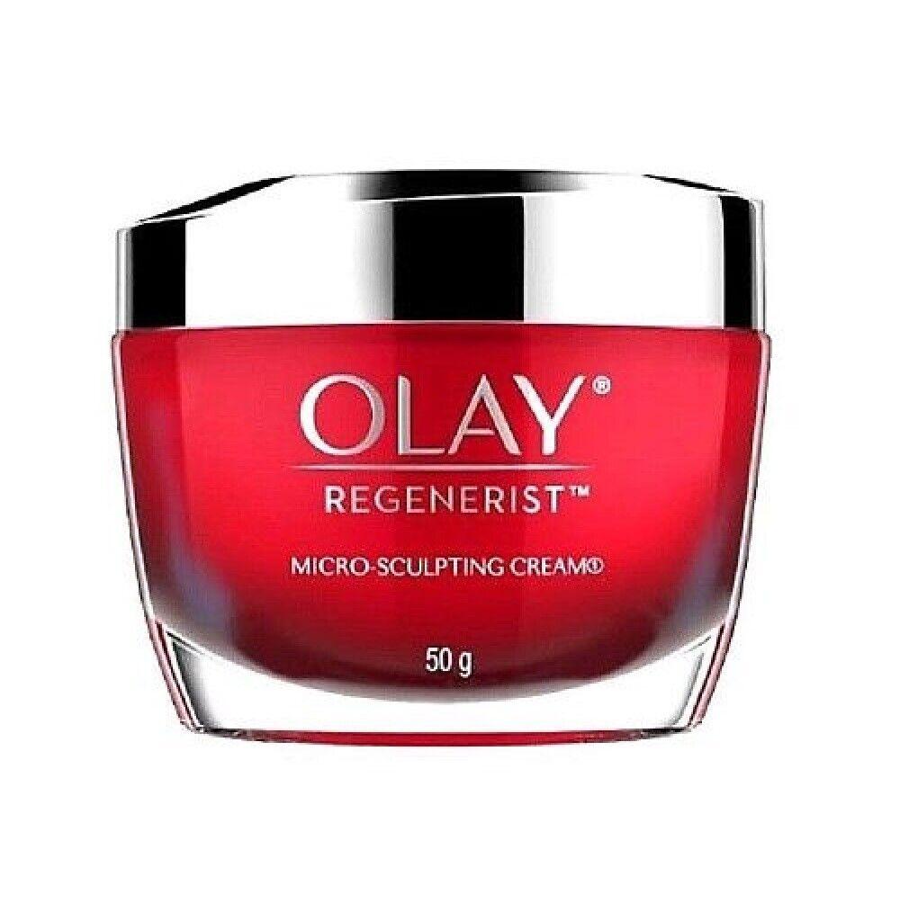 New Olay Regenerist Micro-Sculpting Cream, Anti Aging Moistu
