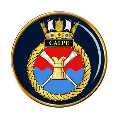HMS Calpe, Royal Navy Pin Badge