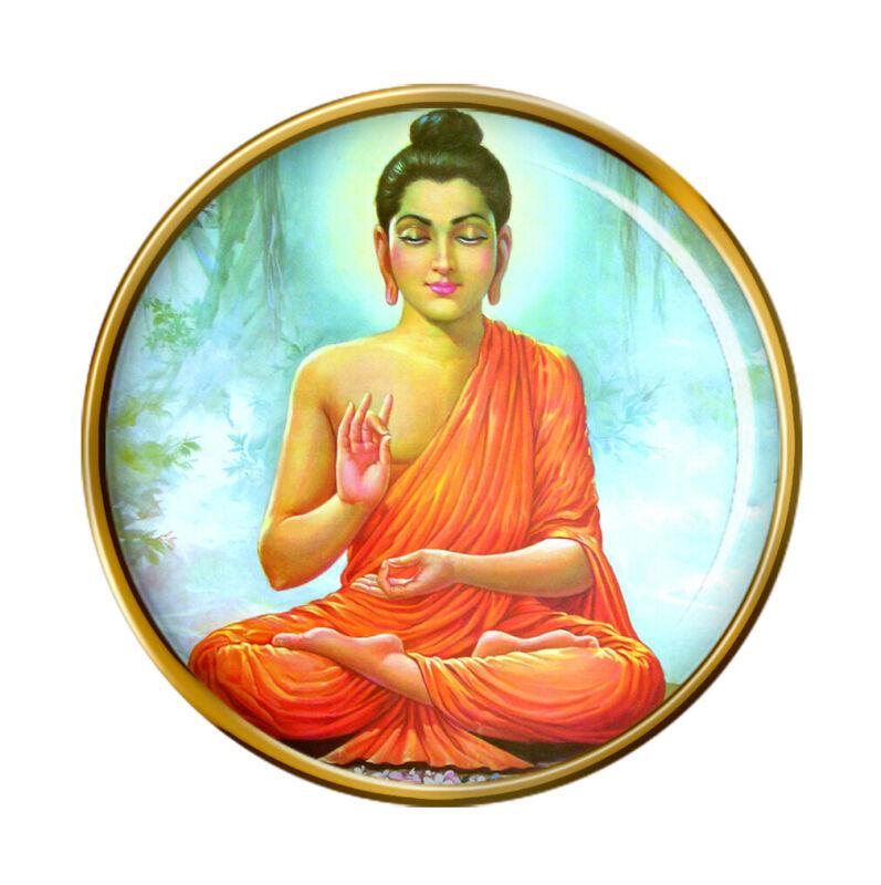 Buddha Pin Badge