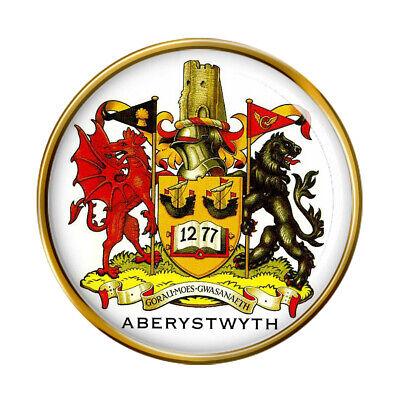 Aberystwyth Gales Pin Insignia