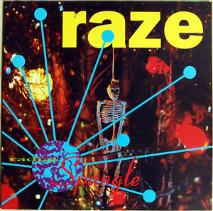 RADIAL-SPANGLE-Raze-12-vinyl-1992-new-unplayed-Mercury-Rev-Flaming-Lips