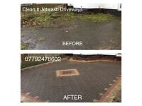 Clean It Jetwash Driveways