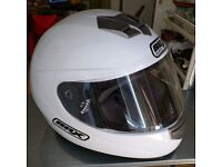 Box Full Face Motorcycle Full Face - XS size