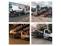 Scrap Cars waisted best price payed