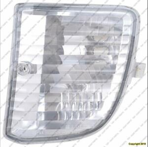 Signal Lamp In Bumper Front Driver Side Without Fl Toyota Rav4 2001-2003