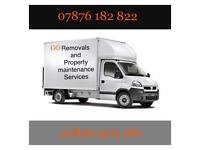 Removals / end of tenancy cleaning service/ single items / long distance removals