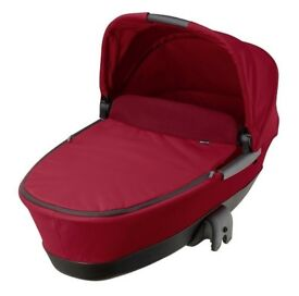 Maxi-Cosi Foldable Carrycot (Raspberry Red)