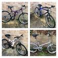 Bikes for sale £50 each bike