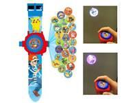 Pokemon kids projection watch