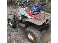 Polaris trailblazer 250cc 2stroke quad