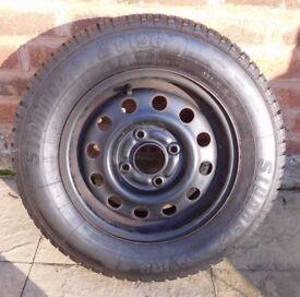 Tyre radial