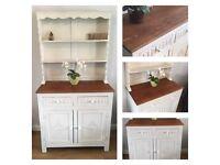 Oak dresser vintage furniture