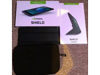 """NVIDIA SHIELD K1 8"""" Tablet (With 3 Cases + 32GB Micro SD)"""