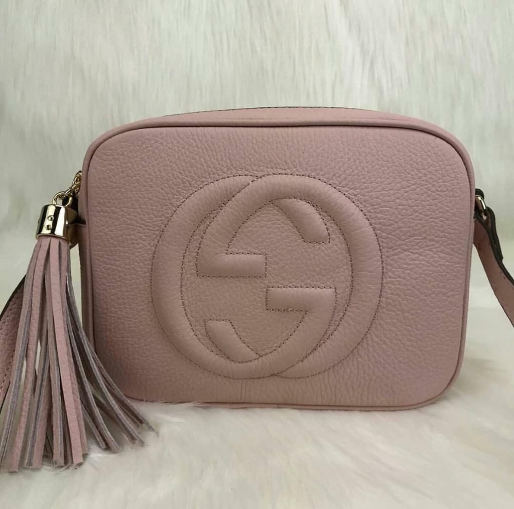 Gucci Soho Disco Bag Pink