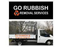 RUBBISH-JUNK-WASTE-REMOVAL-BIN EMPTY-SAME DAY COLLECTION
