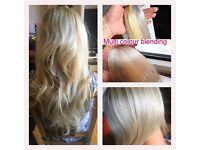 ONLY £100 FOR DESIRED HAIR EXTENSIONS TO ADD VOLUME AND/ OR LENGTH