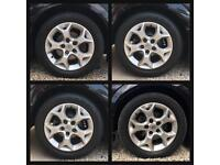 "VAUXHALL ASTRA 16"" ALLOYS SET"