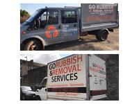 ♻️SAME DAY✅ GO RUBBISH REMOVALS🚚house Clearance-office-junk-bin-waste collection-skip alternative