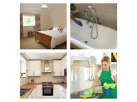 BESPOKE SPECIALISTS DAILY DOMESTIC, END OF TENANCY & CHANGE OVERS CLEANING SERVICES
