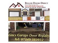 Custom Made Garage Doors & Shutters from £350 supply only or £550 installed