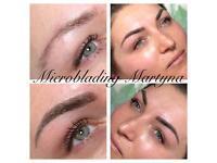 Microblading Eyebrows - Semi Permanent Make Up