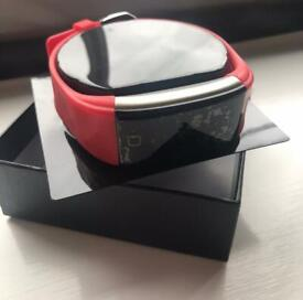 T20 Smart Watch Bracelet Red. Collection ASAP