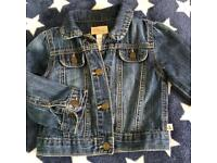 Denim jacket GAP Jeans 12-18 months