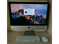 Apple iMac late 2012. (21.5inches)