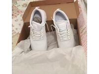 Brand new Nike Thea white size 8 still in box