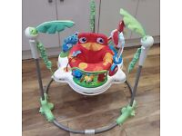 Jumperoo Rainforest Fisher-Price ! Occasion!