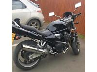 Suzuki Bandit 1200. Looking for trades...