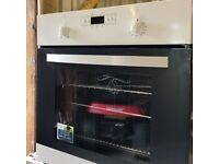 Whirlpool integrated cooker - single oven.