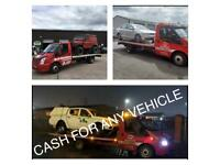 CASH FOR ANY VEHICLE