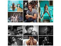 Photographer & Filmmaker / Graphic & Web Designer