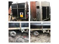 Horse trailer horse box ifor Williams 505