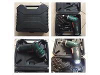 Parkside electric screwdriver 3.6v