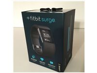 Fit Bit Surge - like New - Only used a few times - Open To Swap offers