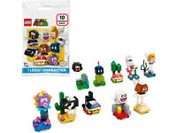 LEGO 71361 Super Mario Character Pack figures Series 1 . 3 unopened packs