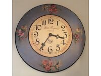 5 Wall clocks for sale