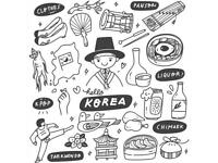 Korean Lessons with a native Korean / Anything from Korea