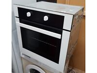 Statesman B61FWH Built In or Integrated Single Oven Electric White