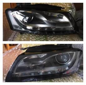 XENON Headlight Audi A5 2010
